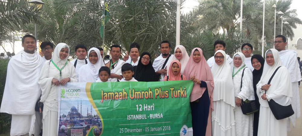 Paket Umroh New Normal 2021